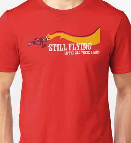 """Still Flying"" - Joss Whedon's Serenity - Light Unisex T-Shirt"