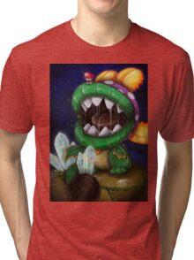 Galaxy Babies Unite! Tri-blend T-Shirt