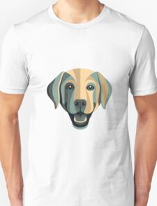 the dog art Unisex T-Shirt
