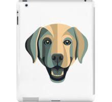 the dog art iPad Case/Skin