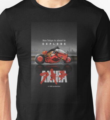 Akira Kaneda  Unisex T-Shirt