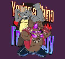 Your a Rhino! I'm a Piggy? Unisex T-Shirt