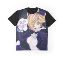 Cat Rosalina Graphic T-Shirt