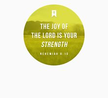 Nehemiah 8:10 Unisex T-Shirt