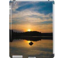 Serenity On The Lake iPad Case/Skin