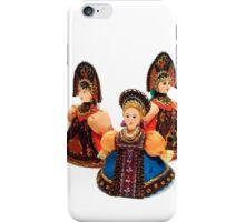 The Singing Dolls iPhone Case/Skin