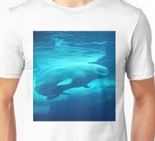 Beluga Whale Unisex T-Shirt