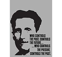 George Orwell 1984 II Photographic Print