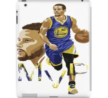 Stephen Curry - NBA Finals iPad Case/Skin