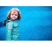 SL-WEEK 47 / Blue Photographic Print