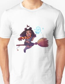Amber as Hermione Unisex T-Shirt