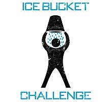 Ice Bucket Challenge Photographic Print