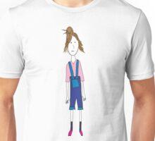 overall girl Unisex T-Shirt