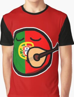 Portugalball Graphic T-Shirt