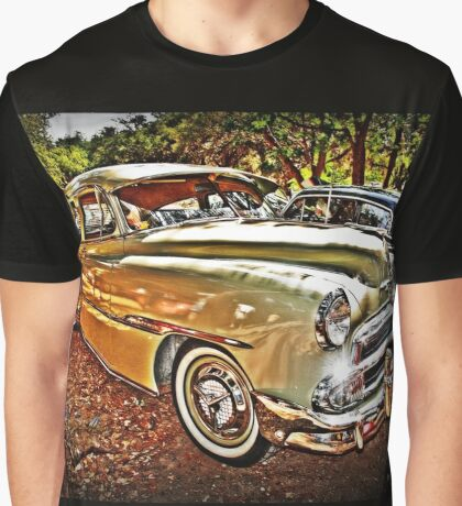Champagne Chevy Graphic T-Shirt