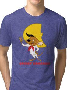Speedy Gonzales Cartoon Tri-blend T-Shirt