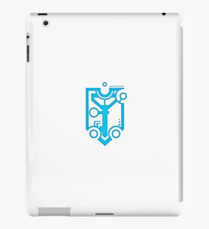 Ingress - Resistance iPad Case/Skin