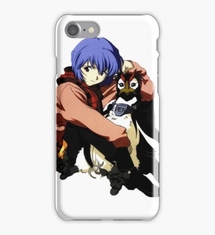 Rei and Pen iPhone Case/Skin