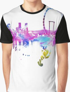 Singapore Graphic T-Shirt