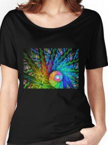 Garden of Love Women's Relaxed Fit T-Shirt