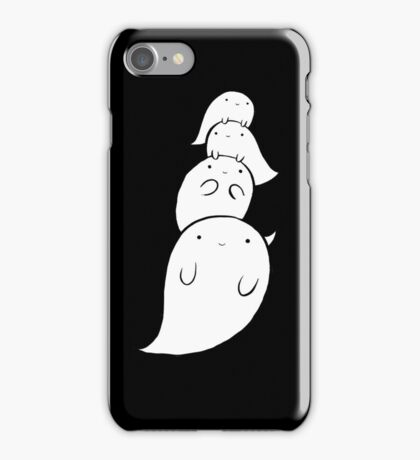 Ghost Stack iPhone Case/Skin