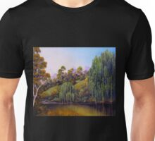 Weeping Willow Creek Unisex T-Shirt