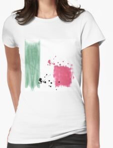 Blink Paint  Womens Fitted T-Shirt