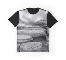 Rage and Starkness at Red Rock Graphic T-Shirt