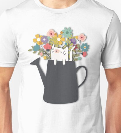 The Cat Is Back Unisex T-Shirt