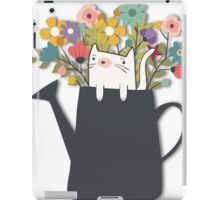 The Cat Is Back iPad Case/Skin