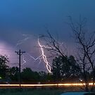 17th Street Thunder and Lightning by Bo Insogna
