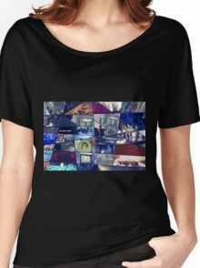 FIRE Puzzle Women's Relaxed Fit T-Shirt