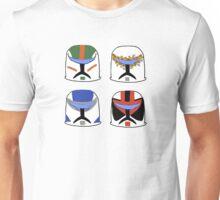 Beta Squad - Square Unisex T-Shirt