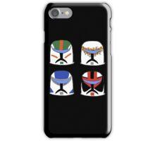 Beta Squad - Square iPhone Case/Skin