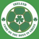 Come On You Boys In Green! by fimbisdesigns