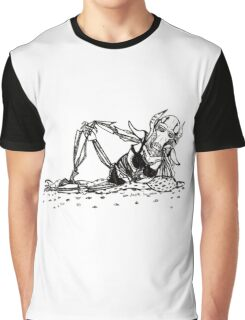 Sexy General Grievous. Graphic T-Shirt