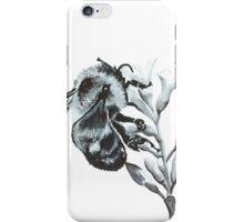 Monochrome Bee iPhone Case/Skin