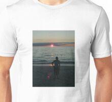 Miami Beach Skyline Unisex T-Shirt