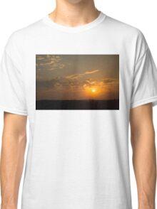 Pineapple Tangerine Sunset Classic T-Shirt