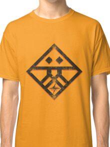 Kiznaiver Corporate Logo - distressed black Classic T-Shirt