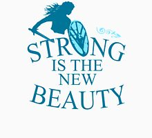 strong is th new beauty - shieldmaiden Women's Tank Top