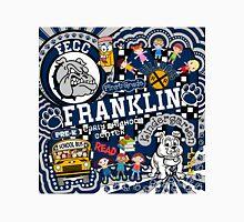 Franklin Collage  Unisex T-Shirt