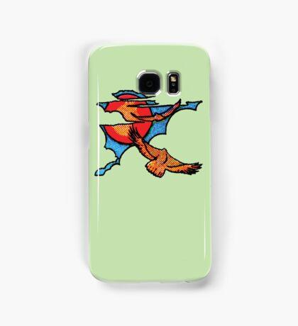 hawk in the sky Samsung Galaxy Case/Skin