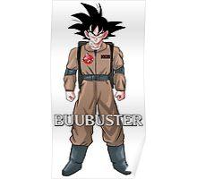 Goku The Buubuster Poster