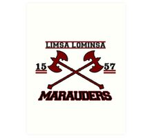 Limsa Lominsa Marauders - FFXIV Art Print