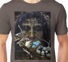 His Eye Is On The Sparrow Unisex T-Shirt