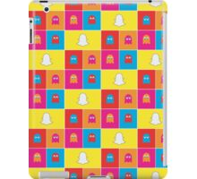 Ghosts of Past & Present - Tech Pattern iPad Case/Skin