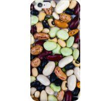 Ten Beans iPhone Case/Skin