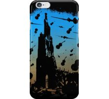 Psycho Attack iPhone Case/Skin