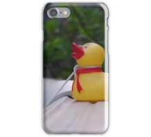 Rubber Ducky iPhone Case/Skin
